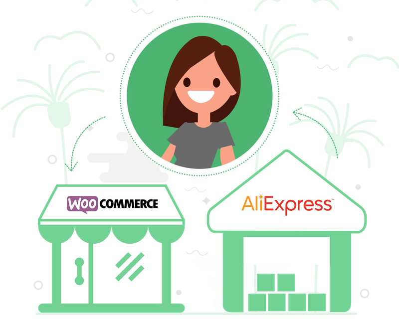 Woocommerce Aliexpress Dropshipping