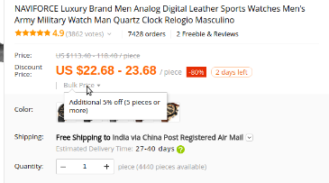 AliExpress Dropshipping Sellers