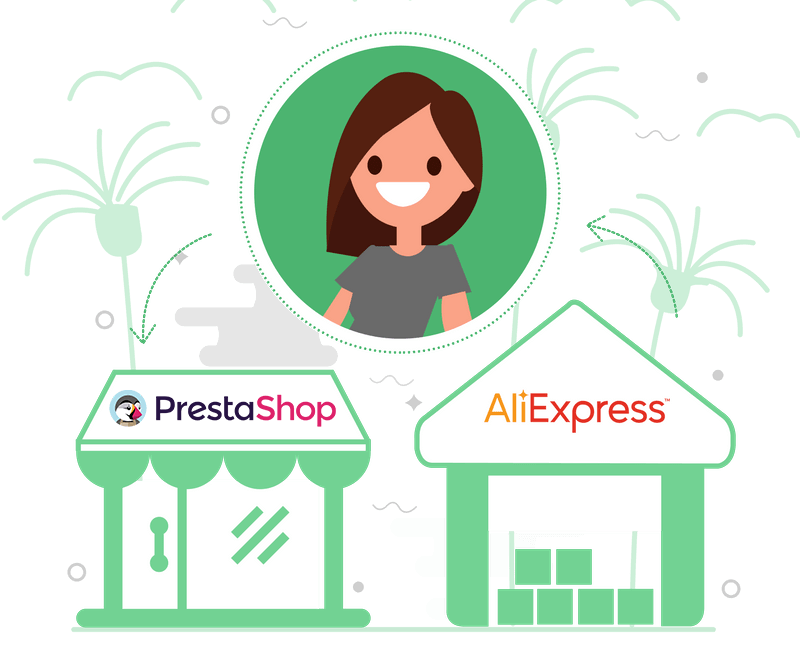 PrestaShop Aliexpress Dropshipping